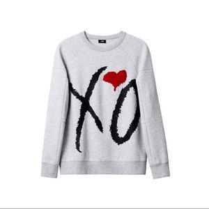 "The Weeknd x H&M ""Spring Icons"" XO Sweatshirt"